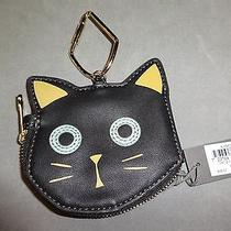 Fossil Fossil Cat Coin Bag Charm Sl6980001 Photo