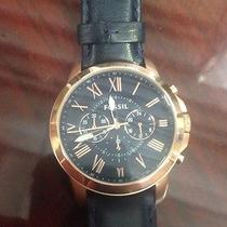 Fossil Fs4835 Grant Chronograph Mens Watch Photo