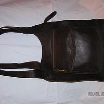 Fossil Genuine American Leather Handbag Style 76082 Photo