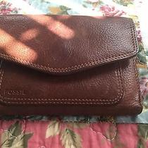 Fossil Genuine Leather Wallet Photo