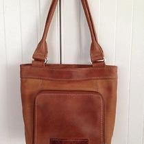 Fossil Glove Leather Tote With Organizer Photo