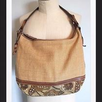 Fossil Gorgeous Large Detailed Bag Photo