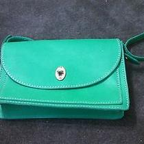Fossil Green Purse Photo