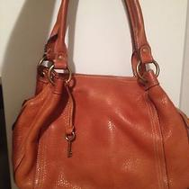 Fossil Handbag Brown Leather  Photo