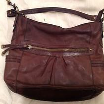 Fossil Handbag Brown With Cell Phone Pocket Photo