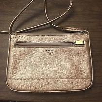 Fossil Handbag - Gold Photo
