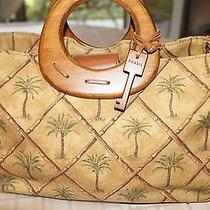 Fossil Handbag -Palm Tree Design  Photo