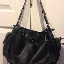 Fossil Handbag Purse Black Photo
