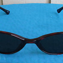 Fossil Heidi Brown Spring-Hinged Sunglasses Ps3006ast 51-16-143 in Nice Shape Photo