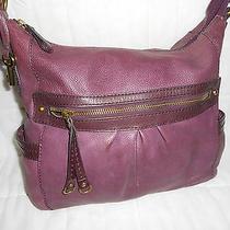 Fossil Hobo /shoulder Handbag Photo