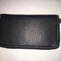 Fossil Iphone 6 Case Leather Black Photo