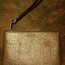 Fossil Item Wristlet Pouch Metallic  Photo