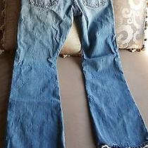 Fossil Jeans Blue Photo