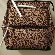 Fossil Jenna Backpack Cheetah Print Nwt Photo