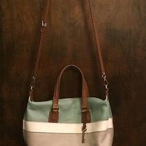 Fossil Julia Leather Satchel  Photo