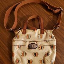 Fossil Key Per Crossbody Messenger Bag Purse Photo