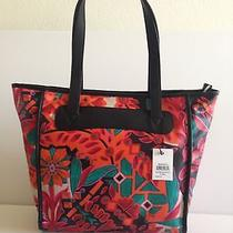 Fossil Key-Per Shopper (Floral) Hot Colorful Bag/nice Gift Photo
