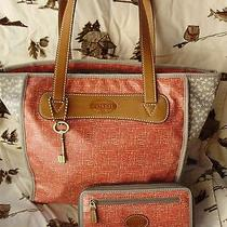 Fossil Key Per Tote and Wallet Birds in Flight Photo
