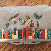 Fossil Keyper Bird Makeup Case Bag Photo
