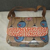 Fossil Keyper Flap Bird  Crossbody/messenger Bag Photo