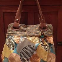 Fossil Keyper Handbag Tote Photo