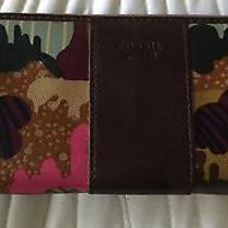 Fossil Keyper Wallet - Rare Photo