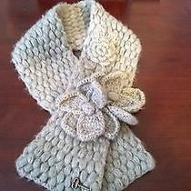 Fossil Knitted Gray Cowl Photo