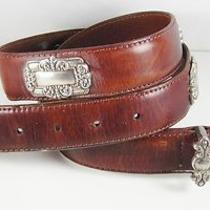 Fossil Ladies Belt With 5 Conchos Photo