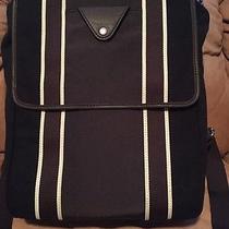 Fossil Lane Rucksack Backpack Laptop Tablet Book Bag Black Nwt 148 Photo
