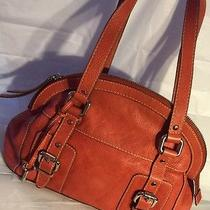 Fossil Large Leather Bag Photo
