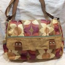 Fossil Large Suitecase Messenger Bag Photo