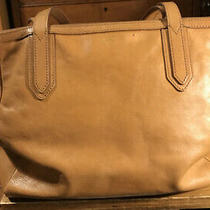 Fossil Large Tan Leather Totebsg Photo