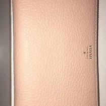 Fossil Large Zip Clutch Photo
