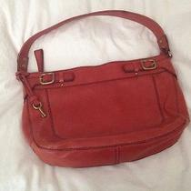 Fossil Leather Bag Photo