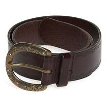 Fossil Leather Belt Size 12 Photo