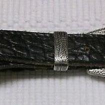Fossil Leather Belt Waist Size M Photo