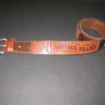 Fossil Leather Belt Womens Photo
