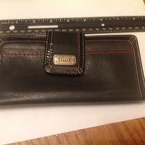 Fossil Leather Bifold Wallet Photo