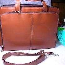 Fossil - Leather Briefcase Laptop Bag or  Organizer Photo