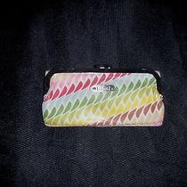 Fossil Leather Clutch Snap Wallet Photo