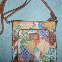 Fossil  Leather Cross Body Bag Photo