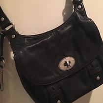 Fossil Leather Crossbody Photo