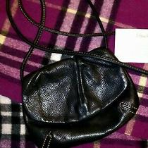 Fossil Leather Crossbody Bag Small Photo
