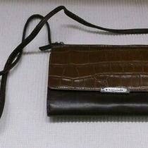 Fossil Leather Crossbody Wallet Photo