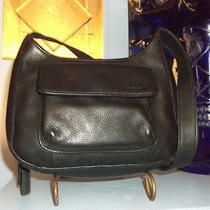 Fossil Leather Handbag Photo