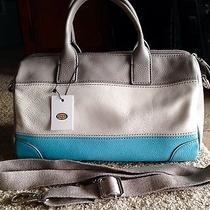 Fossil Leather Handbag (Regular Price 198) Photo