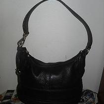 Fossil Leather Hobo Bag Shoulder Bag Purse  Photo