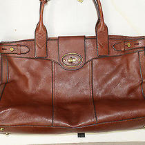 Fossil Leather Purse Photo