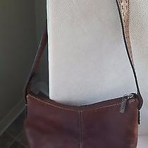 Fossil Leather Purse Leather Small Photo