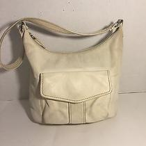 Fossil Leather Shoulder Bag Photo